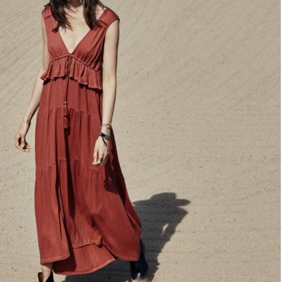 2b7289662faa Sanctuary Dresses | Nwt Delphina Tier Maxi Dress | Poshmark